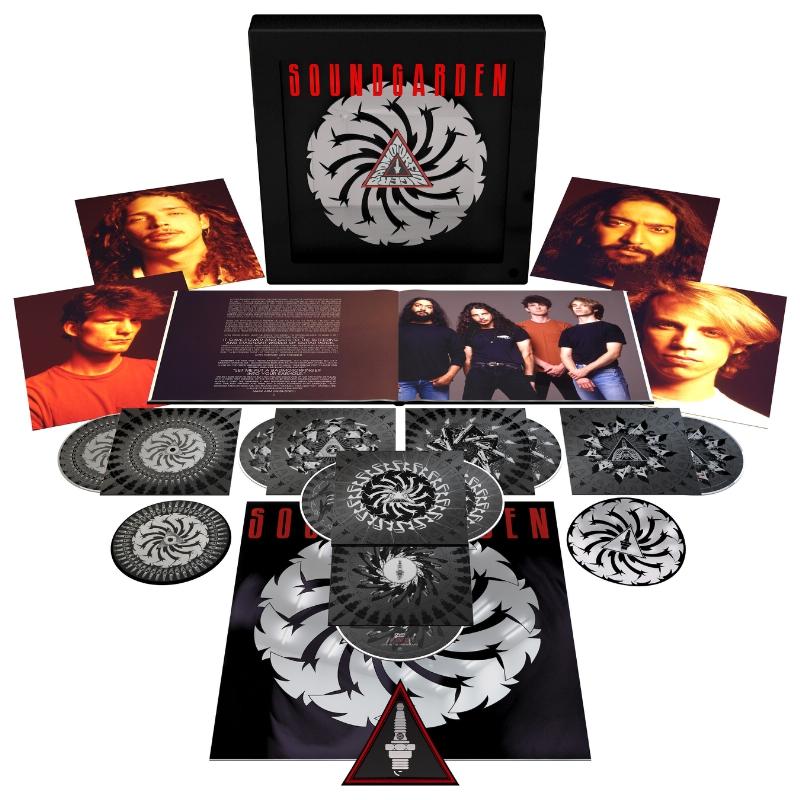 Anniversary Edition of Soundgardens Badmotorfinger