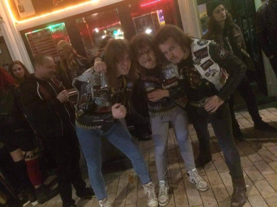 80er thrash metal bands